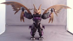 Headmaster Mindwipe Bat by Shinobitron