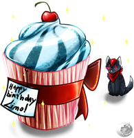 Happy birthday Limo ! by Taikgwendo