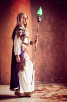 World of Warcraft cosplay - Lady Jaina by ver1sa