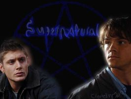 Sam and Dean - Supernatural by SneeuwLight