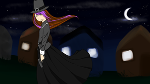 Minx Town Of Salem Titlecard by MarchBunny