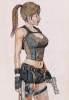 tomb raider underwolrd by mazcroft