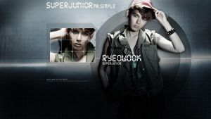 Super Junior Ryeowook 1280x720 by n-claire