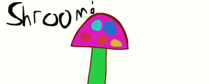 Shroom by AmberTheAlchemist