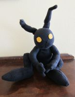 Heartless plush by TheNaryRazberry
