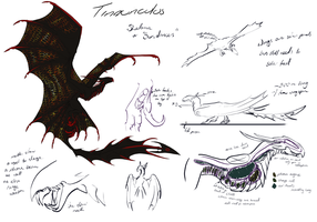 Tinnunculus concept sketches by Alriandi