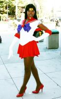 Super Sailor Mars by Victoria-Bane
