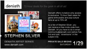HUGE SALE. LIMITED TIME OFFER by stephensilver
