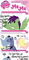 My Little Pony Meme by kamikoko