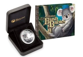 Bush Babies - Koala by T-Tiger