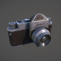 Zenit Camera by Leonid-k