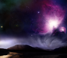 Space the Final Frontier by EvolvingPerceptions