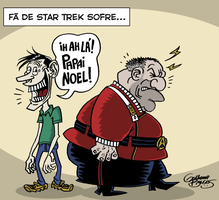 Fa de Star Trek sofre by GuilhermeBriggs