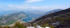 Kotor Bay by Shaystyler