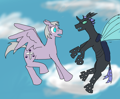 Random Encounter MLP Style by AngelWarriorQueen