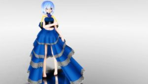 my Daughter Of Blue Version~ by HikariNagashime