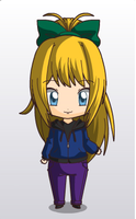 chibi kelly by queenlisa