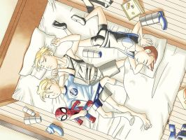 Power Pack Nap by chrismunro