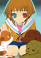 Animal Lover by RyuColor