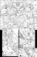 AHM 12 page 4 lineart by GuidoGuidi