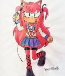 OHS-Amy as Yui by WhiteXRose96