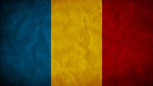 Romania Grunge Flag by SyNDiKaTa-NP