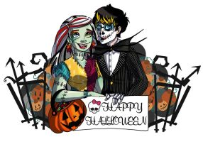 Halloween 2014 by TristaStrange01