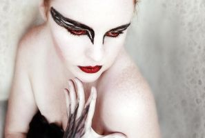 Black Swan - make up by sayra