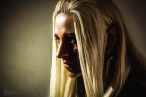 King Thranduil by the-ALEF