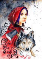 Red Riding Hood by bcduncan