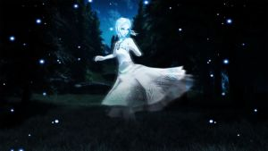 MMD Spirit of the forest by RedRockDiva1