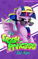Fresh Princess of Bel-Mare - Bronycon 2015 by pepooni
