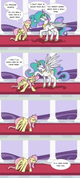 The Truth About Fluttershy by CrownePrince