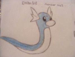 dratini by orcalover165