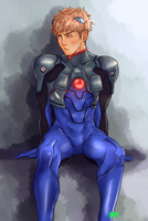 SNK/NGE Crossover: Jean by Yuki119
