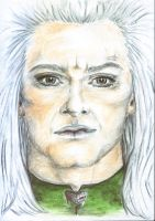 Lucius Malfoy variation by Arsenid