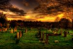 Headstone Heights by Parmiter