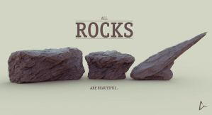 All ROCKS Are Beautiful by ninokiboom