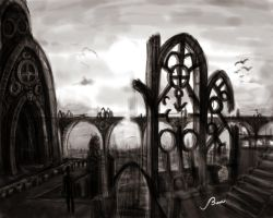 Ruins of the world by bramiac