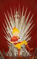 Joffrey's Game by sketchhy