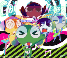 Keroro Gunso by W-Lanier
