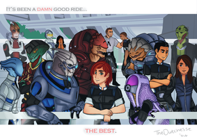 It's Been a Good Ride... by TheDutchesse