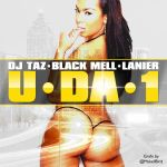 DJ Taz - U Da 1 2400x2400 by @MakellBird by maktown