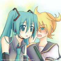 Vocaloid-express... by Crazy-megame