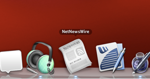 NetNewsWire Replacement Icon by KenniDoll