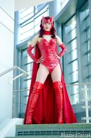 W13 - Scarlet Witch by BlizzardTerrak