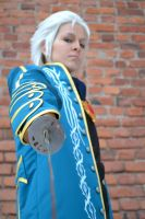 """Vergil - """"You're not worthy as my opponent'' by RiKyo5"""