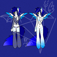 Anthro Pegasi Adopt Auction by Bringmetohell