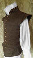 The Tudors inspired doublet PCW10-10c by JanuaryGuest