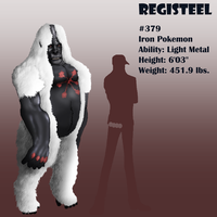 Registeel by Hacker93